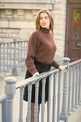 London girl on the street