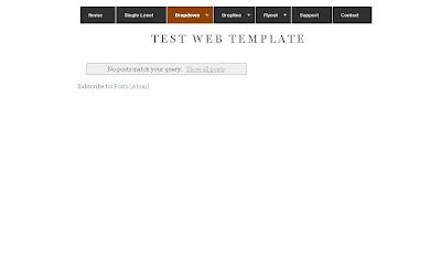 Test Blog on Blogger without NavBar