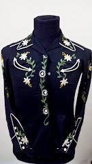 western vintage shirt rare item