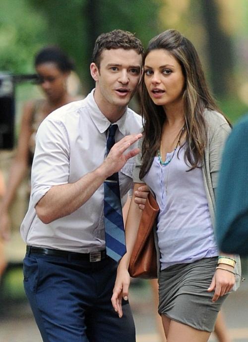justin timberlake and mila kunis dating. Justin Timberlake and Mila