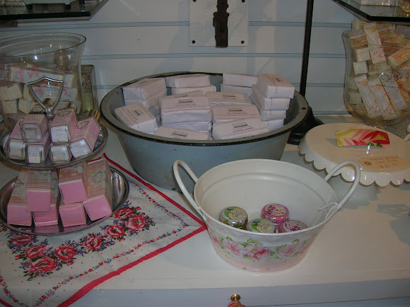 By the Bay Handcrafted Soap on Mackinac Island!