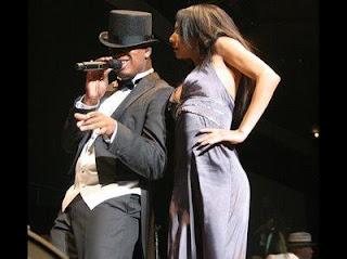 Ne-Yo 2008 BET Award Rehearsal