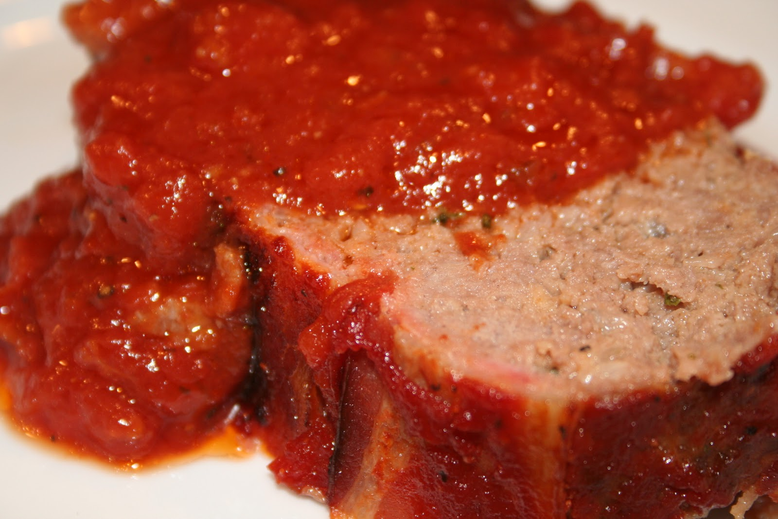 COOK WITH SUSAN: Meatloaf with Tomato Gravy