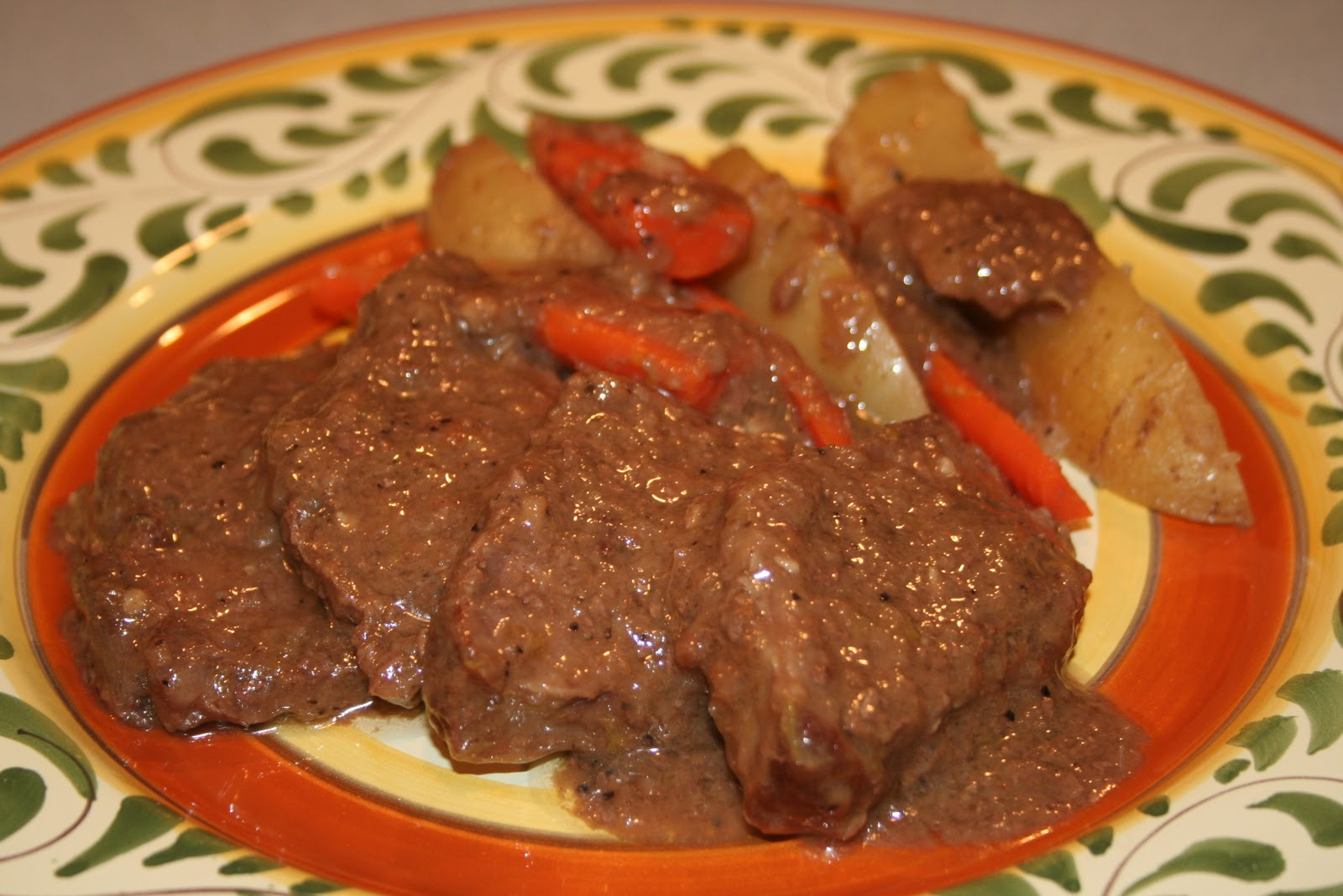 Beef Pot Roast Recipes — Dishmaps