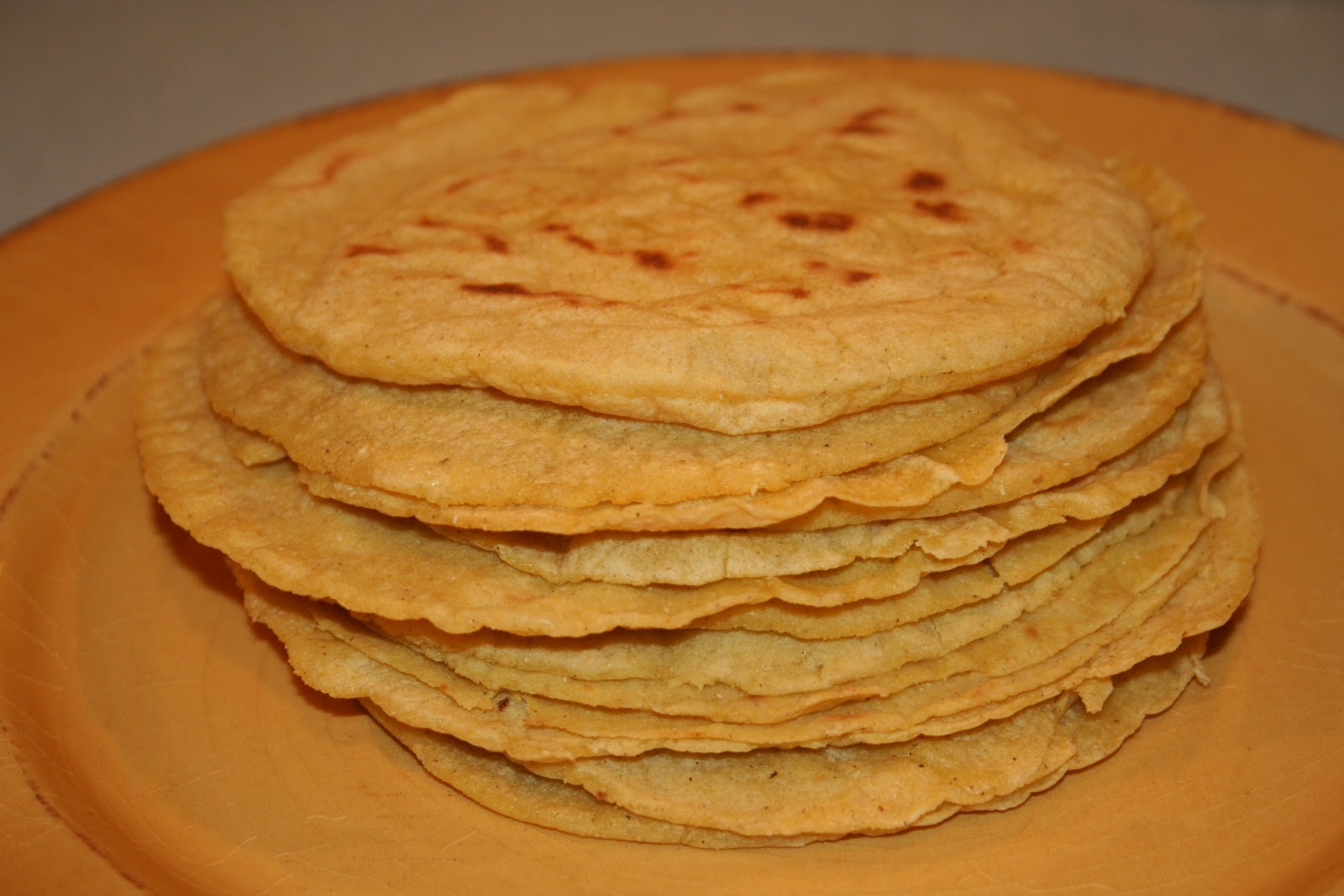 my hand at making corn tortillas. I have purchased many corn tortillas ...