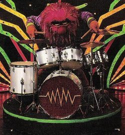 animal muppets  drummer