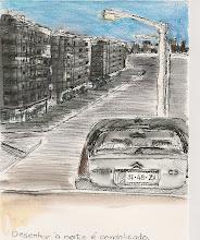 Desenhar à noite, Dezembro 2009