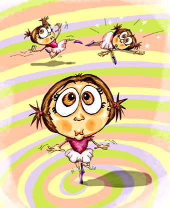 Martina bailarina