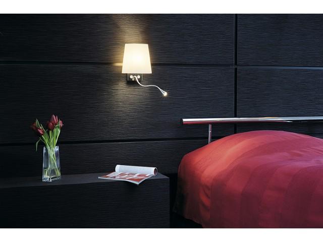 Verlichting Slaapkamer Leeslamp : slaapkamerverlichting: Bed leeslamp ...