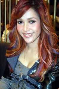 Maia Ahmad, Foto Artis