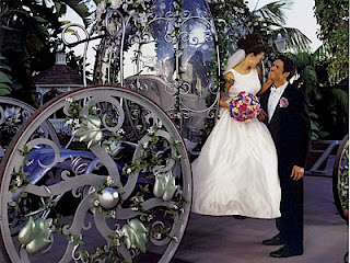 Fairy Tale Wedding Carriage