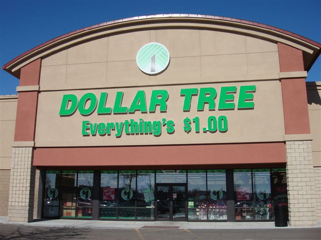 dollar stores