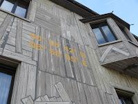 Holzhaus nah