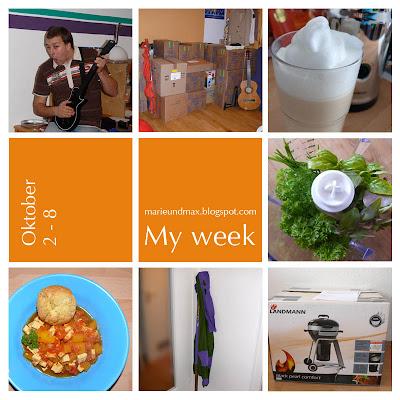 My week (7)