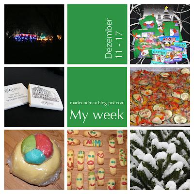 My week (17)