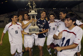 Chile Campeón!!!