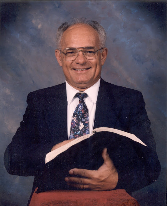 Preacher Bill Jacobs