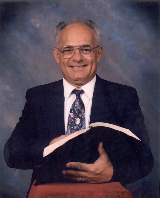 Preacher Bill Jacobs