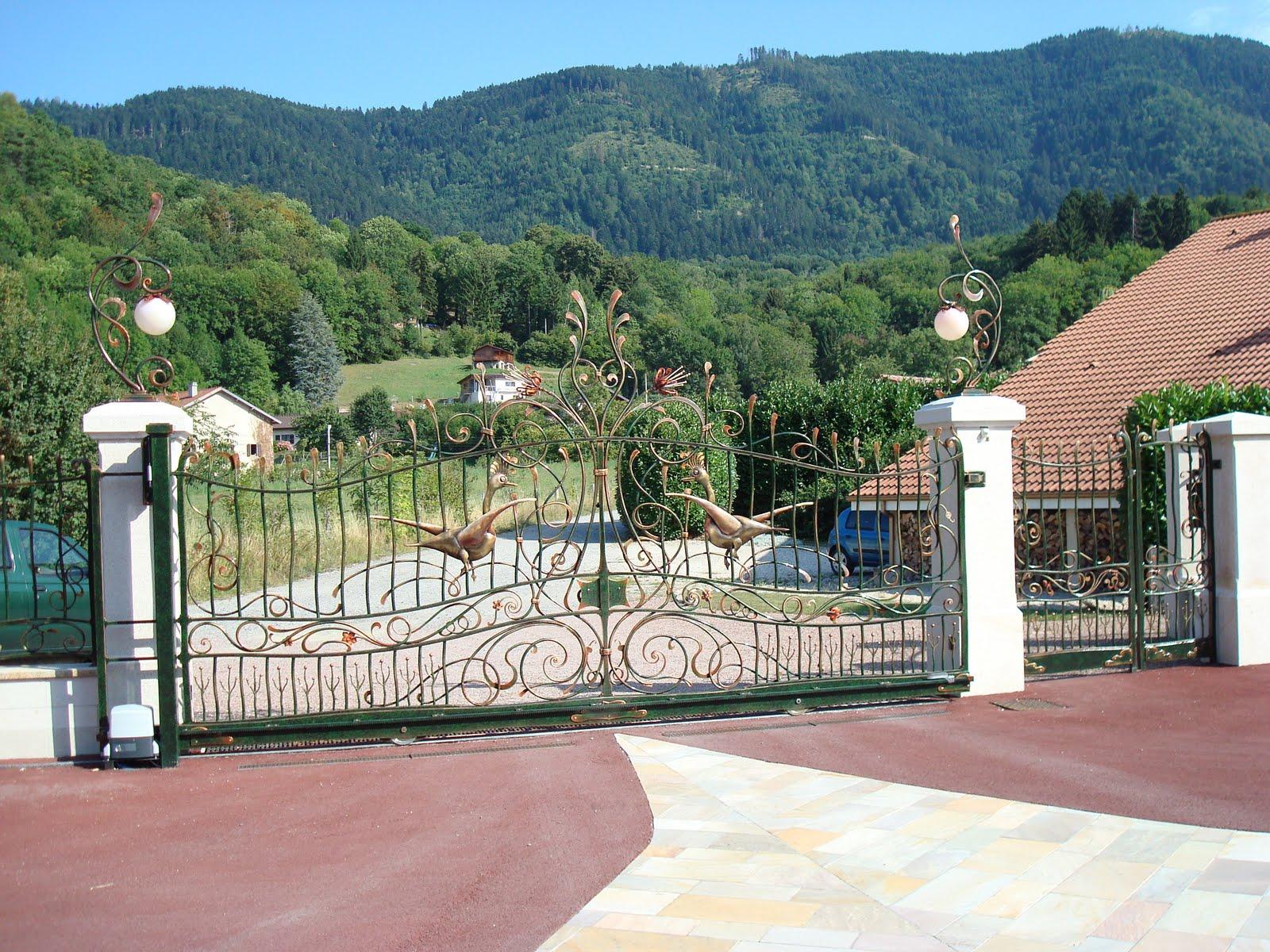 Best Cloture De Jardin Haute Savoie Contemporary - ansomone.us ...
