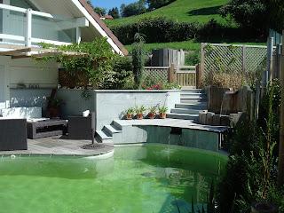Les plus belles piscines naturelles de France sont réalisés par Les Créateurs Aquatiques
