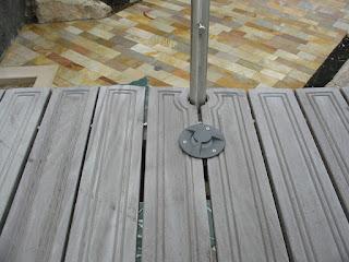 Terrasse en bois Ipé Evian