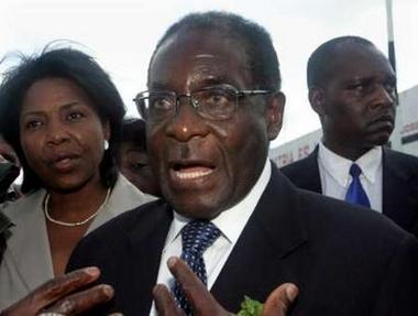 Dear Cde R G Mugabe,