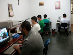 Fotos- Sala de Estudos