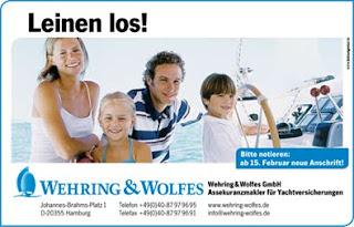 Anzeige des Monats: Wehring & Wolfes