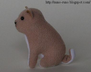 Stuffed Shiba