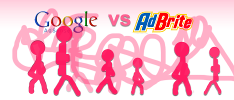 Google Adsense Vs Adbrite
