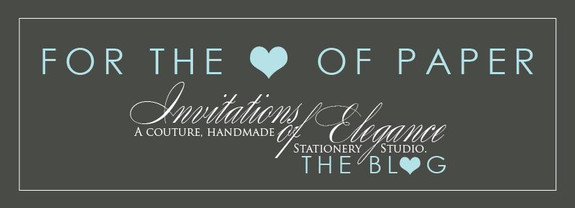 Invitations of Elegance, THE BLOG