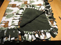 Fleece Blanket photo instructions - ImageEvent- Share photos