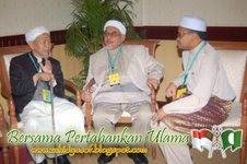 Bersama Mempertahankan Kepimpinan Ulama'