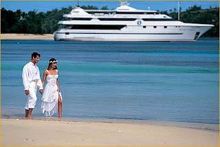 Romantic Wedding Cruise