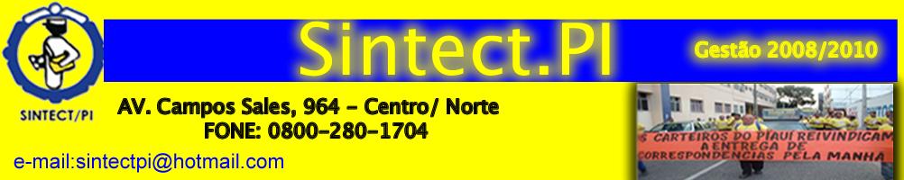 Sintect-PI Diretorias