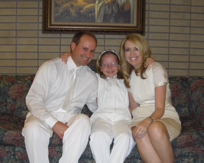 Abbe's Baptism 2010