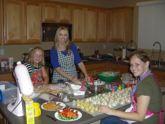 Christmas cookies 2010