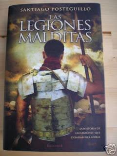 las legiones malditas, de Santiago Posteguillo