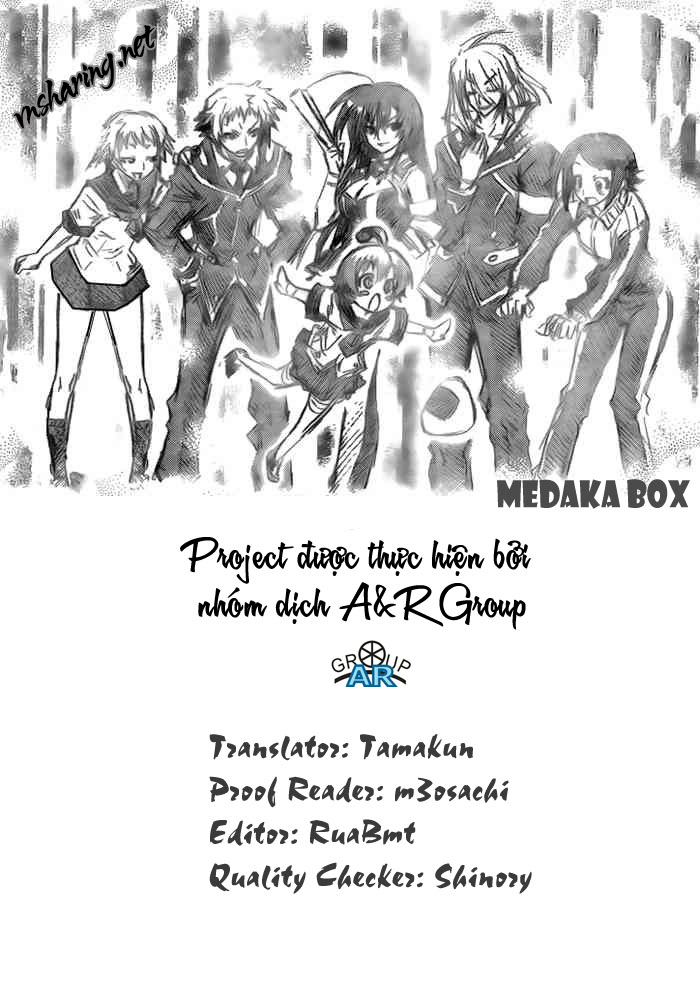 Medaka Box chap 14 - Trang 20