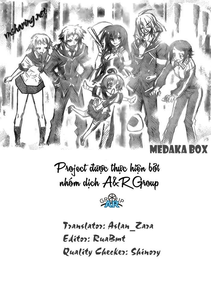 Medaka Box chap 12 - Trang 22