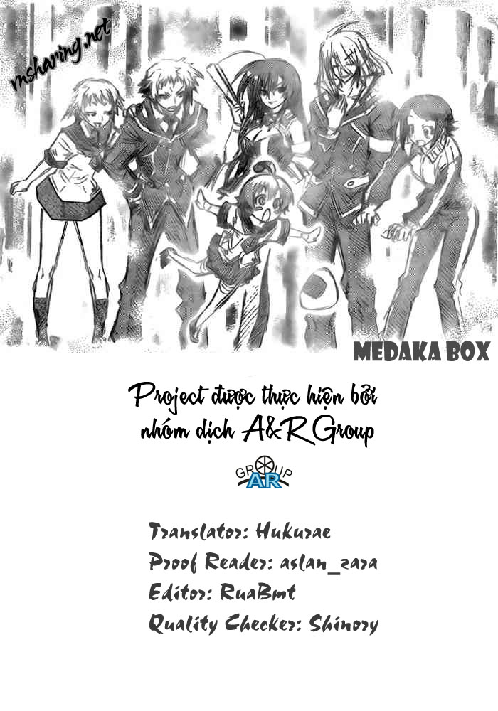 Medaka Box chap 4 - Trang 18