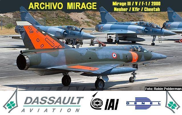 Archivo Mirage