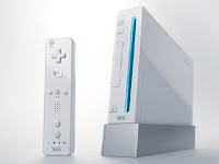 nintendo wii gaming system