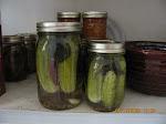 um... pickles