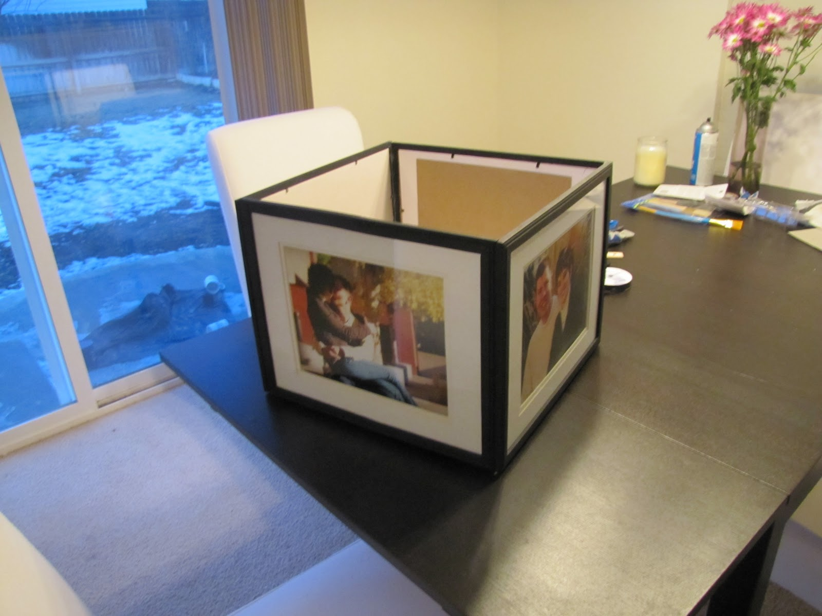 Tara Getting Married How To Wedding Card Box – Picture Frame Wedding Card Box