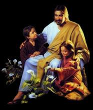 A imitación de Jesús, en el acompañamiento de jóvenes y niños