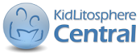 kidlitosphere button Connecting to the Kidlitosphere