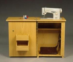 Accesorios y recambios - Mueble maquina de coser ...