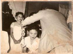 My collection-ภาพเก่าเล่าอดีต My parents'wedding
