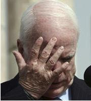 McCain - Another Gaffe